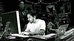 Studio time Linkin Park