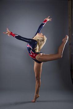 Nastia Liukin gymnastique - Tuxboard.com