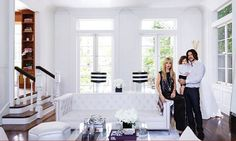 The Immaculate Beverly Hills Home of Stylist Rachel Zoe