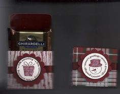 Ghirardelli Boxes