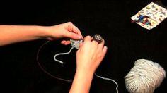 Rovescio English - Purl with English Method (Tecniche Base)