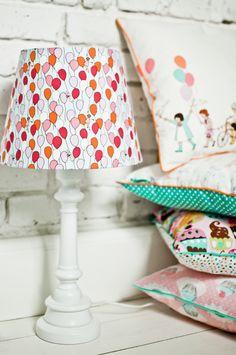 Balloon lamp. www.lampsandco.pl