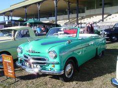 Vauxhall Velox Vagabond 1954