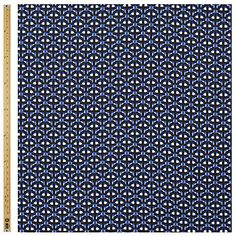 Buy John Lewis Graphic Print Fabric, Blue from our View All Sewing Machine, Knitting & Craft Offers range at John Lewis & Partners. Graphic Prints, John Lewis, Printing On Fabric, Chairs, How To Plan, Blue, Graphic Art Prints, Fabric Printing, Tire Chairs