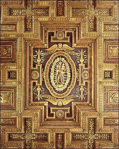 Santa Maria in Aracoeli - (ceiling) Wikipedia, the free encyclopedia