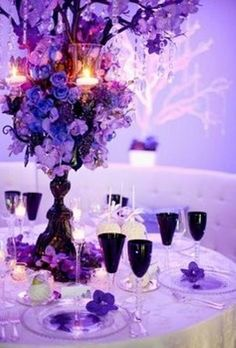 How To Use Flowers For Wedding Décor – 43 Ideas | Weddingomania