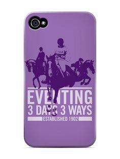 Dapplebay Eventing phone cover