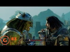Middle-earth: Shadow of Mordor Nemesis System - E3 2014 Trailer - YouTube