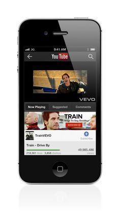 YouTube's Homegrown iPhone App Appears, Along With YouTube's Ads