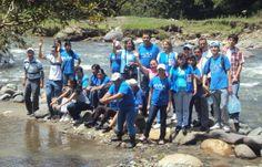 #Miraistas en Jornada por el Rio Quindío