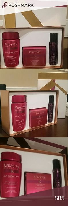 kerastase reflection for color gift set great kerastase gift set for yourself or to - Kerastase Cheveux Colors