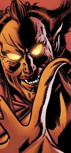 Mephisto screenshots, images and pictures - Comic Vine Mephisto, Demons, Tigger, Vines, Disney Characters, Fictional Characters, Marvel, Comics, Pictures