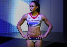 Olympics-bound athletes Jessica Ennis, Louise Hazel told to lose weight: report Jess Ennis, Jessica Ennis Hill, Team Gb Olympics, Olympic Team, Summer Olympics, Olympic Games, Louise Hazel, Tight Abs, Star Wars