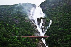 Dudhsagar Waterfall (Goa) Wallpapers - Page 5