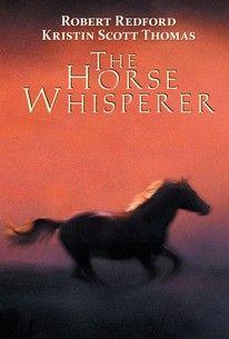 THE HORSE WHISPERER Robert Redford