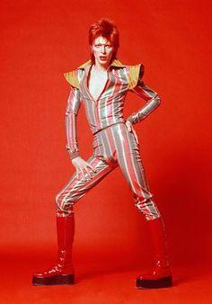 David Bowie, 1973 © Photo by Masayoshi Sukita.