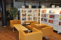 #HAAGA-HELIA Porvoo Campus library