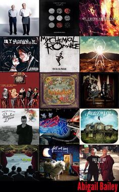 Twenty One Pilots, Panic at the Disco, Fall Out Boy, and My Chemical Romance phone wallpaper