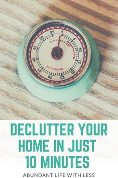 Simple Strategies to Declutter Your Life | 10 Minute Declutter | How to Become a Minimalist | Becoming a Minimalist with Kids | Minimalist Family | Simple Living | Intentional Living | Simplicity Quotes | Declutter Your Home | #minimalism #simpleliving #minimalistmom #intentionalliving #declutteryourhome