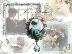 Cameo Jane Austen