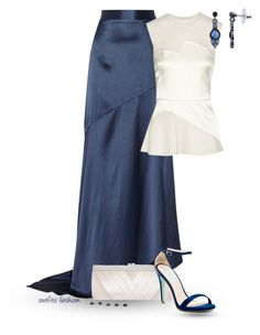 """""""Satin"""" by rosipolooyas on Polyvore"""