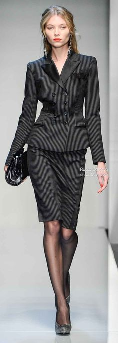 Fashion Mode, Suit Fashion, Office Fashion, Work Fashion, Fashion Outfits, Womens Fashion, Fashion Trends, Business Attire, Business Fashion