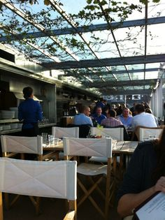 Sun in the City: London's Best Al Fresco Venues (Boundary Rooftop Bar & Grill)