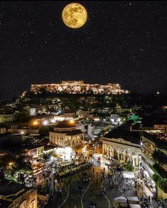 Parthenon, Acropolis, Greece Culture, Girls Bedroom Colors, Athens, Paris Skyline, Dolores Park, Scenery, Greek