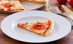 Pizza de Liquidificador - Até 60 minutos - Philadelphia