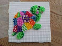 Turtle hama beads