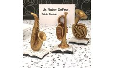 Musical Instruments Place Card Holders - 6 pcs - Unique Place Card Holders - Place Card Holders - Wedding Favors - Wedding Favors & Party Supplies - Favors and Flowers Retirement Party Themes, Name Place Cards, Wedding Playlist, Personalized Wedding Favors, Wedding Music, Musical Instruments, Wedding Cards, Party Supplies, Musicals