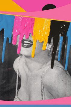 Gestalten | Interstellar Collages with Eugenia Loli