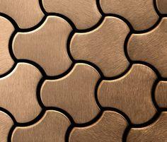 Ubiquity Titanium Tiles by Alloy