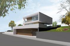 Villa W by CMA as Architects