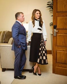 20 May 2017 - King Abdullah II and Queen Rania attend 'World Economic Forum on the Middle East and North Africa on Dead Sea shores'