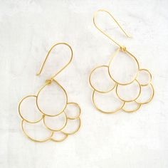i want i so want!!!:) does anyone know where to get cloud earrings/accessories?:)   Cumulus Earrings Vermeil