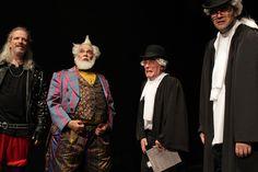 Elkafka Espacio Teatral Henry VI pt 2 rehearsals. Photos © Sebastián Szyd