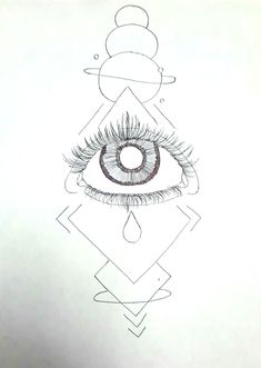 The third eye can connect to all parts of the universe.