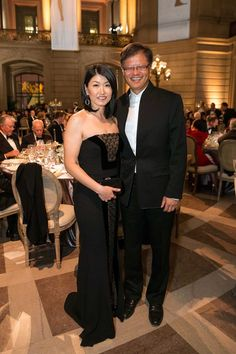Jerry Yang And Akiko Young