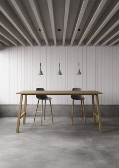 OXTON TABLE by Crassevig
