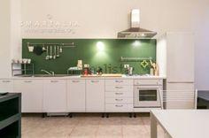 Immagine Cucina di camera su via Giuseppe Compagnoni, 1, Indipendenza-Regina Giovanna, Milano