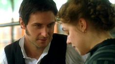 """""""I have a business proposition ..."""" (Margaret Hale)Episode 4 North and South"""