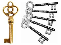 I want an old fashioned intricate looking key tattoo.
