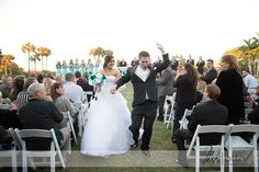 Lindsay and Rob | Countryside Country Club Wedding | Clearwater Wedding Photographer