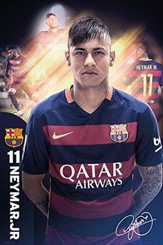 GB eye, Barcelona FC, Neymar 15/16, Maxi Poster, 61x91.5c…
