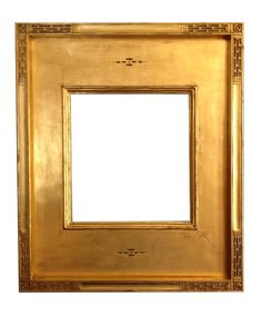 AMERICAN ARTS AND CRAFTS ANTIQUE CARRIG ROHANE FRAME   Arts and crafts antique frames