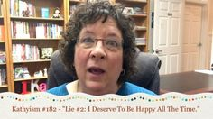 Do you know children/teens/young adults who act like they must be happy all the time? Dr. Kathy unpacks this technology lie in today's video. She'll help you understand how their behavior is related to this belief and what to do about it. For example, we can help them process well the negative feelings they want […]