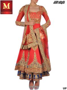"""Do You Have in mind a Suit, Saree , Lehenga or Gown worn by your Favorite Celebrity that you wish to see in your wardrobe?"""" contact us meetalicreations@gmail.com or +919814802561"""