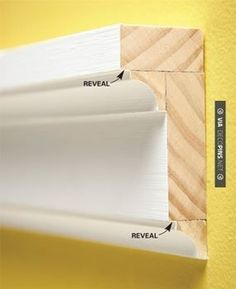 Cheap and easy way to do crown moulding