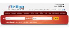 http://birmilyonnokta.com = Birmilyon nokta Türkiye'de bulunan pek çok ticari firmanın kaydının bulunduğu Bir Milyon Nokta firmaları aramak isteyen, onlar hakkında araştırma yapmak isteyen pek çok kişinin kolaylıkla erişebileceği bir internet portalı oluşturmuştur.